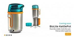 BioLite KettlePot