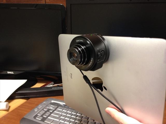 初代iPad(カメラ付きモデル)