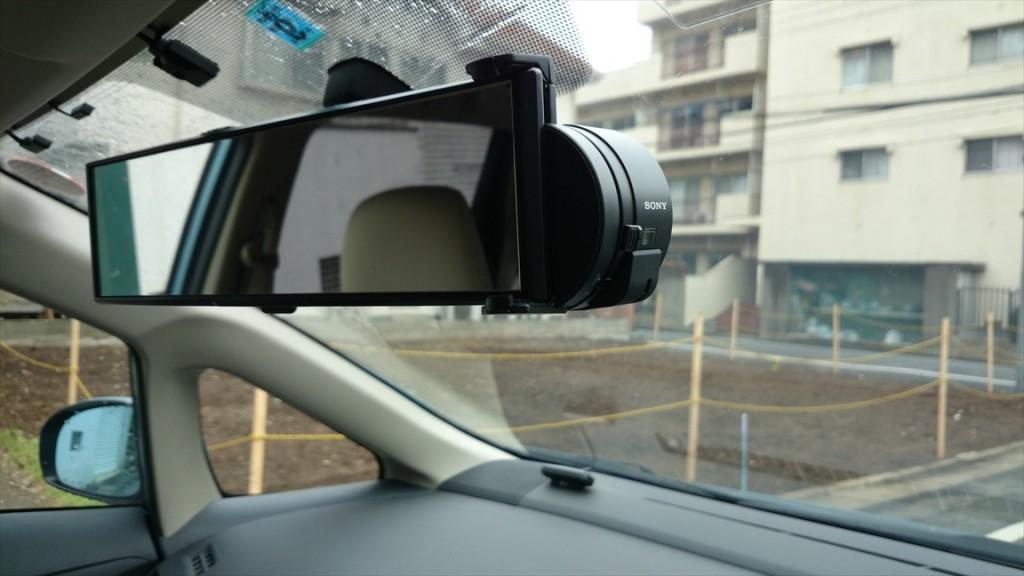 まさに車載の為に生まれたようなカメラ
