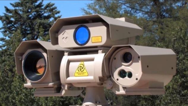 国境警備用のFLIR