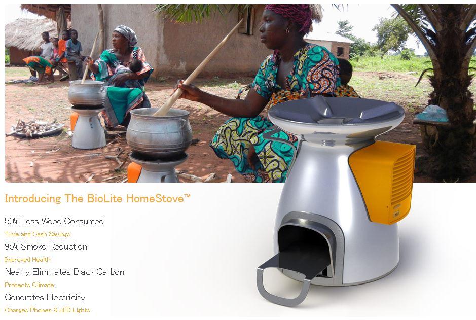BioLite HomeStove
