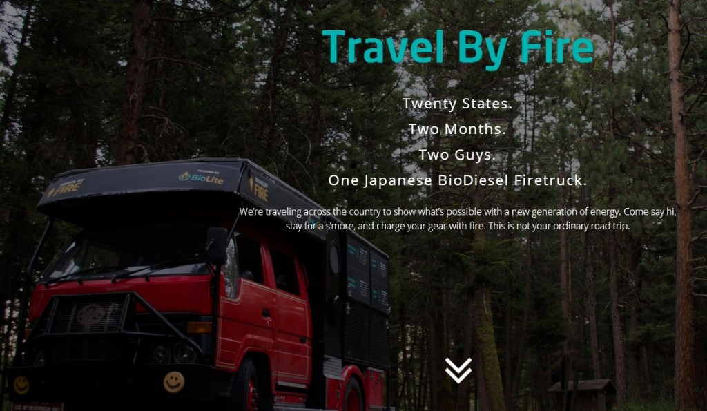 biolite truck