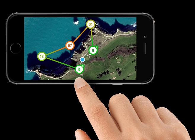 GPSがついていて、ウェイポイントも設定できちゃいますし・・